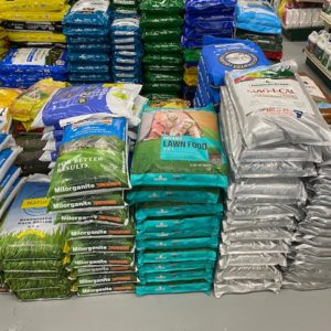 Lawn Fertilizers, Amendments and Controls
