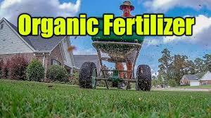 Organic Lawn Fertilizers, Amendments and Controls
